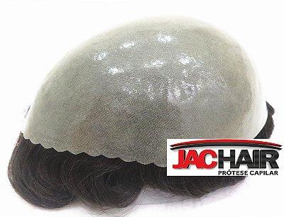 Prótese Capilar + cola  Jac Hold 100mL + Removedor + inibidor de oleosidade