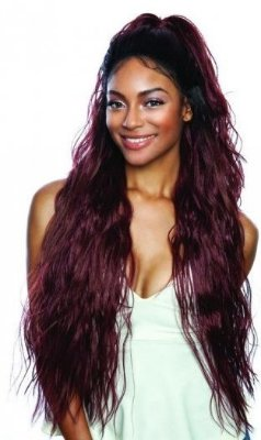 Peruca Lace Front Wig – RCED03 Dottie
