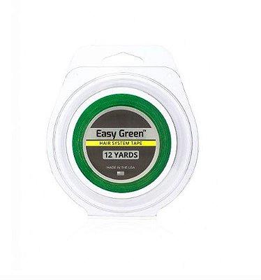 Fita Easy Green Verde 12m P/ Protese Capilar Full Lace Jac
