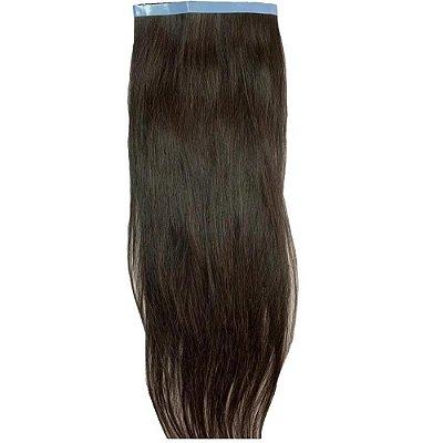 Mega Hair Fita Cabelo Humano 50cm 50g Jachair