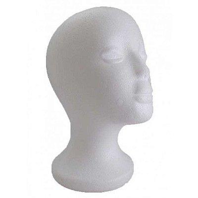 Cabeça Unica P/ Homem Mulher Unissex Em Material De Isopor
