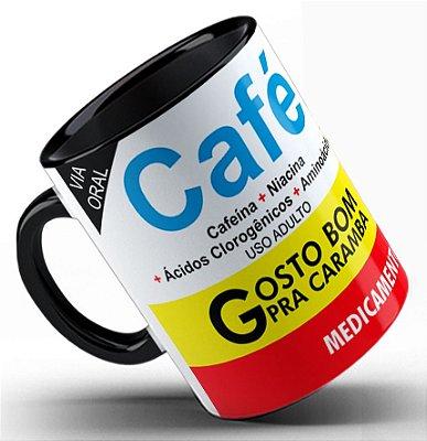 Caneca Cafeína