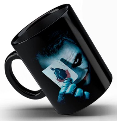 Caneca Batman vs Coringa