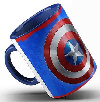 Caneca Capitão América (1)