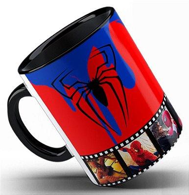 Caneca Homem Aranha (3)