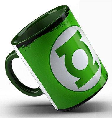 Caneca Lanterna Verde (1)