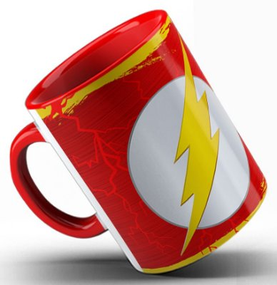 Caneca The Flash (1)