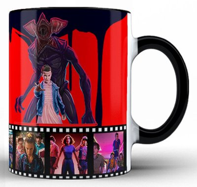 Caneca Stranger Things (4)