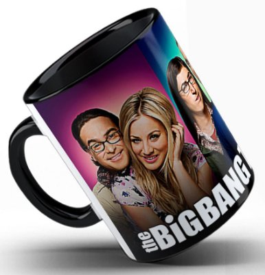 Caneca The Big Bang Theory (1)