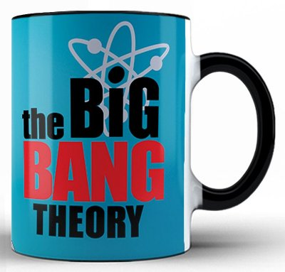 Caneca The Big Bang Theory (3)