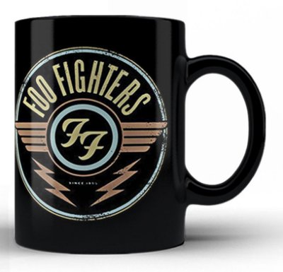 Caneca Foo Fighters (2)