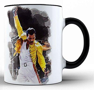 Caneca Queen - Freddie Mercury (1)