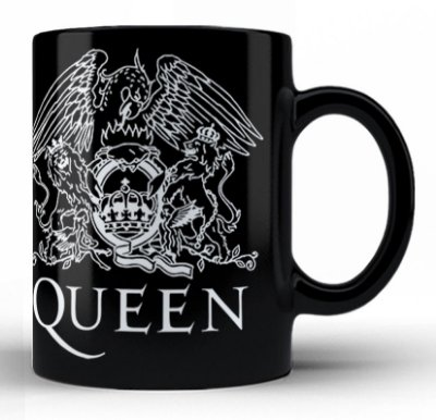 Caneca Queen - Freddie Mercury (2)