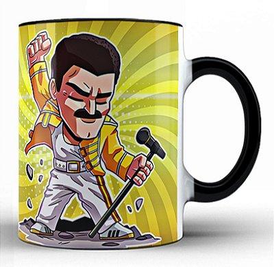 Caneca Queen - Freddie Mercury (3)