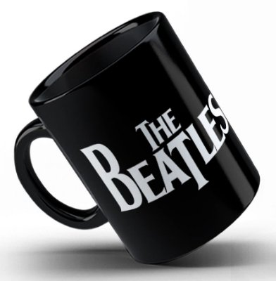 Caneca The Beatles (1)