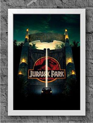 Quadro Jurassic Park (1)