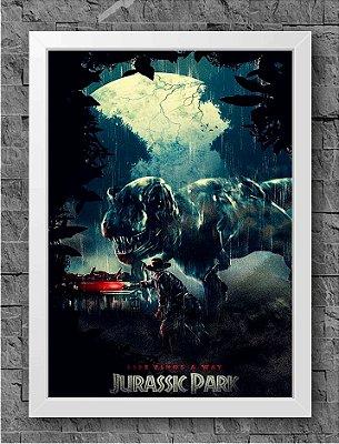 Quadro Jurassic Park (2)