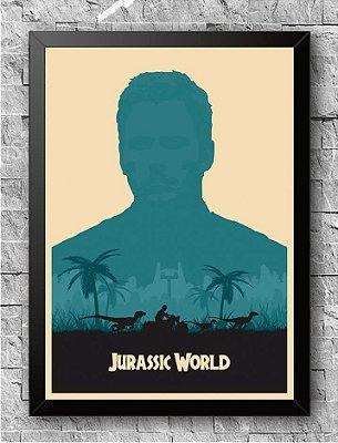 Quadro Jurassic Park (3)