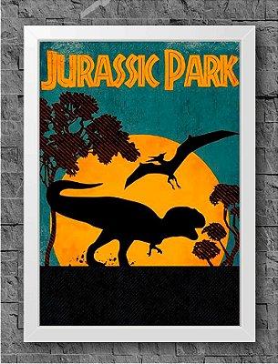 Quadro Jurassic Park (5)