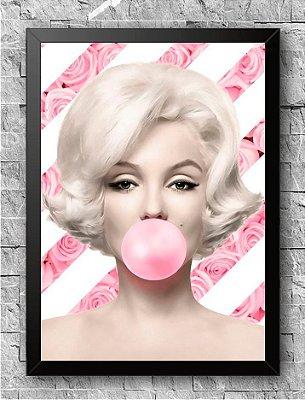 Quadro Marilyn Monroe (3)