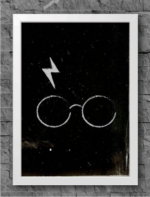 Quadro Harry Potter (3)