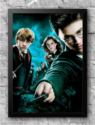 Quadro Harry Potter (5)