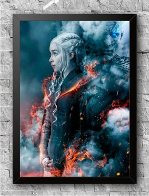 Quadro Game of Thrones (2)