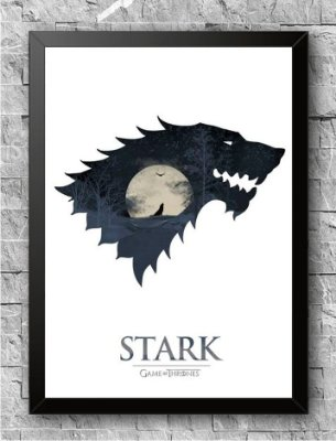Quadro Game of Thrones (5)