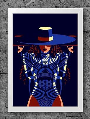 Quadro Beyoncé (2)