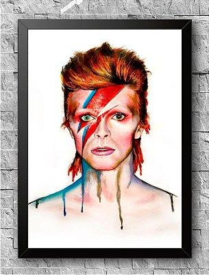 Quadro David Bowie (1)