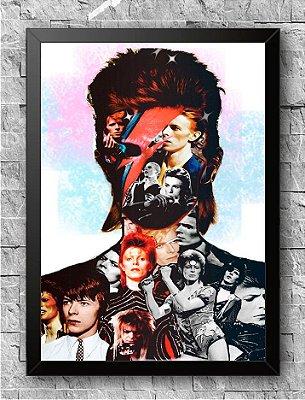 Quadro David Bowie (2)