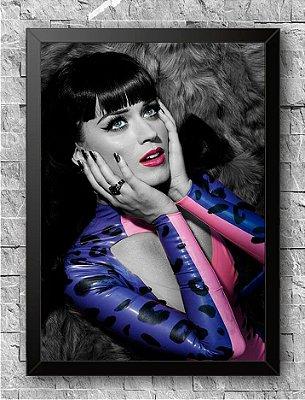 Quadro Katy Perry (1)