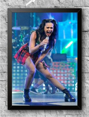 Quadro Katy Perry (2)
