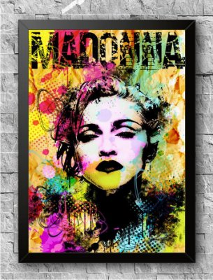 Quadro Madonna (2)
