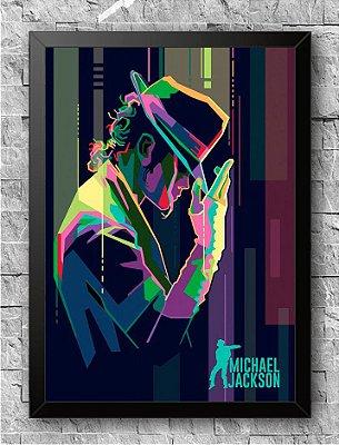 Quadro Michael Jackson (2)
