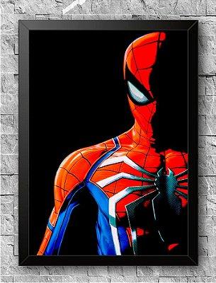 Quadro Homem Aranha (1)