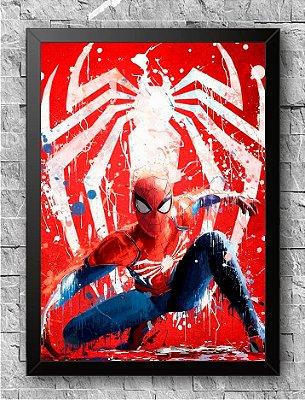 Quadro Homem Aranha (3)