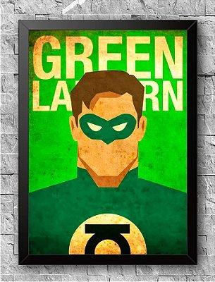 Quadro Lanterna Verde (3)