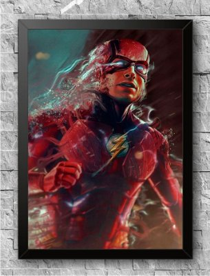 Quadro The Flash (1)