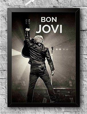Quadro Bon Jovi (1)