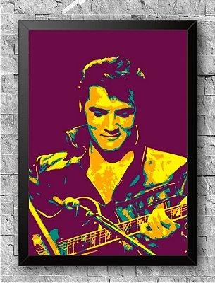 Quadro Elvis Presley (1)