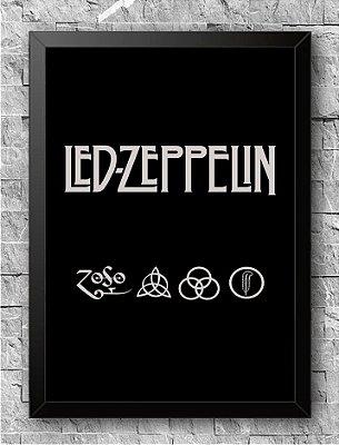 Quadro Led Zeppelin (2)