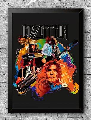 Quadro Led Zeppelin (3)