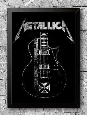 Quadro Metallica (1)