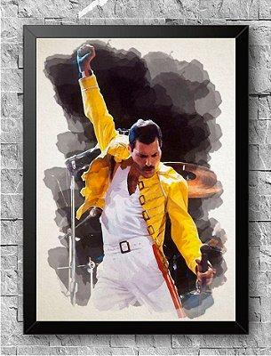 Quadro Queen Freddie Mercury (3)
