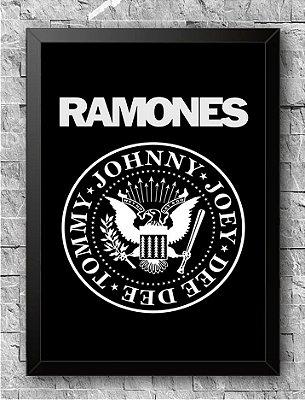 Quadro Ramones (2)