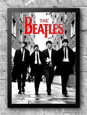 Quadro The Beatles (2)