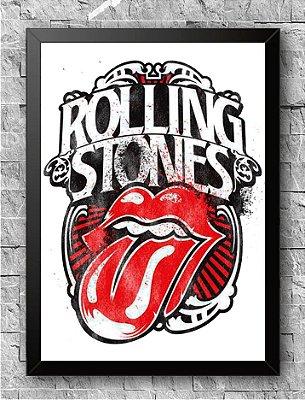 Quadro The Rolling Stones (3)