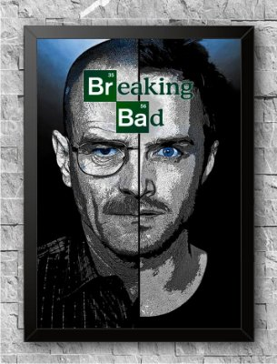 Quadro Breaking Bad (1)