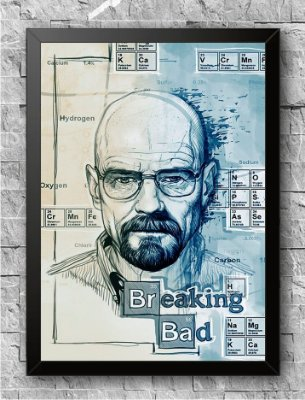 Quadro Breaking Bad (3)